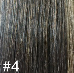 #4 Warm Brown Hair Extensions - 100% Russian Remy High Quality Tape Hair Extensions