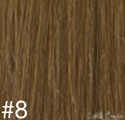 #8 Dark Blonde Hair Extensions - 100% Russian Remy High Quality Tape Hair Extensions