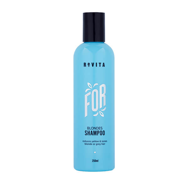 Revita For Blondes Shampoo 250ml