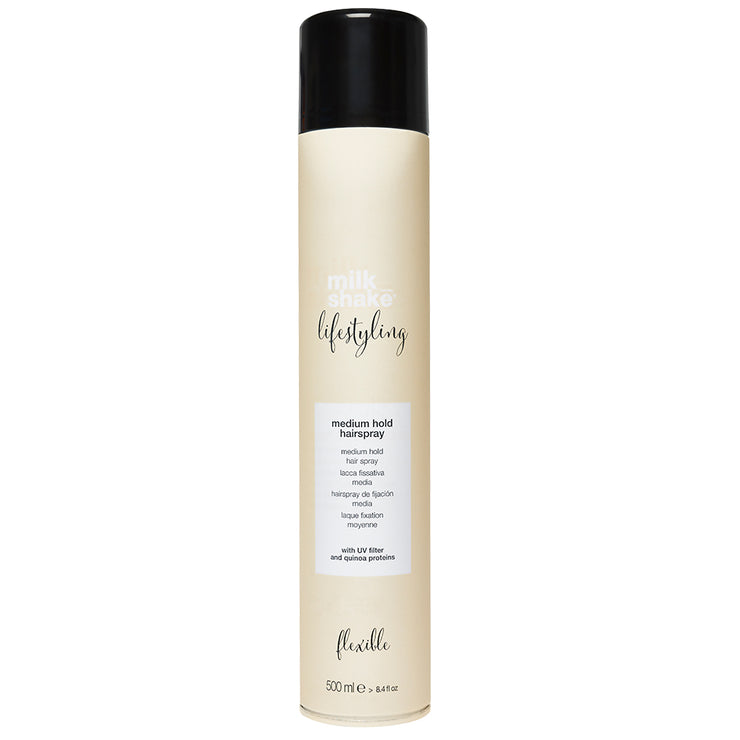 milk_shake lifestyling medium hairspray 500ml