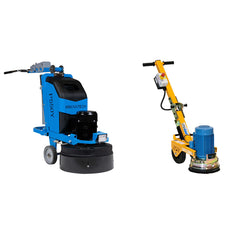 Bartell Global Concrete Floor Grinders and Surface Prep