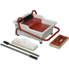 Raimondi Pedalo and other grout cleaning systems