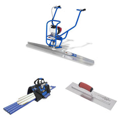 Marshalltown Tools for Concrete Placement and Finishing