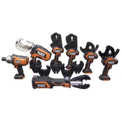 Klein battery-operated power tools