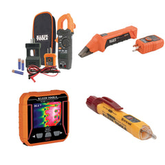 Klein Tools test and measurement equipment for professional electricians