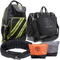 Klein Tool Bags and Storage