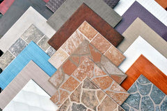 different types of tile