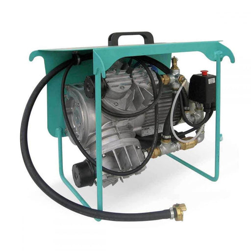Imer Grout Pump Dual Diaphragm Compressor