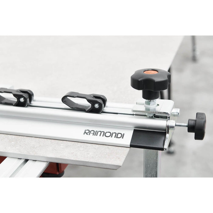Raimondi Tip-Top clamp is fully adjustable to most sizes