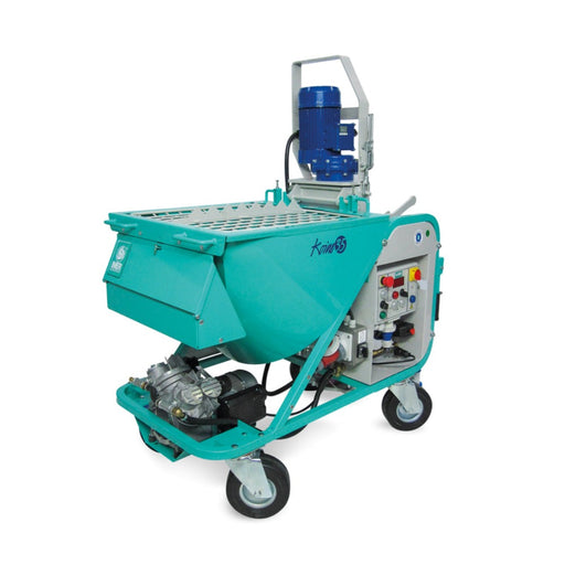 Imer KOINE 35 Mortar/Plaster Mixer and Sprayer