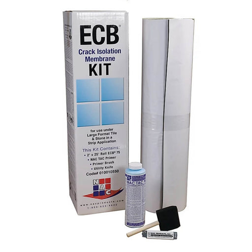NAC Products ECB Large Tile Crack Isolation Kit