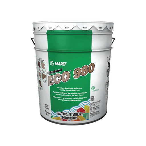 Mapei Ultrabond ECO 980 Urethane Adhesive for Hardwood Flooring