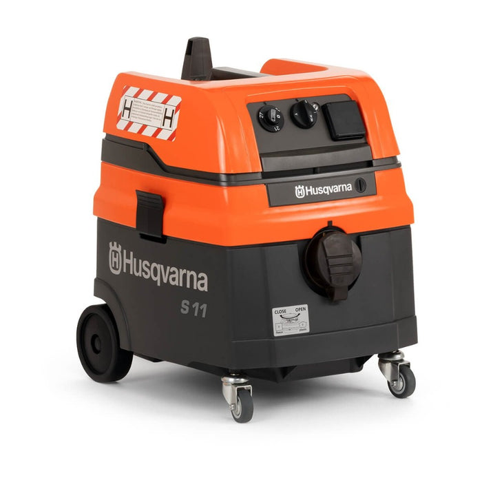 Husqvarna S 11 Wet/Dry Industrial Vacuum Cleaner