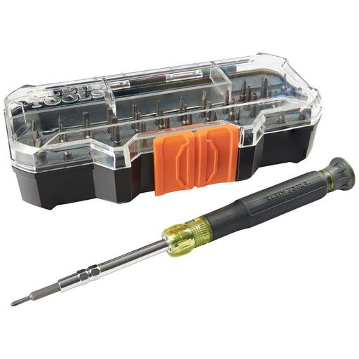 Klein Tools All-in-1 Precision Screwdriver Set with Case, 32717