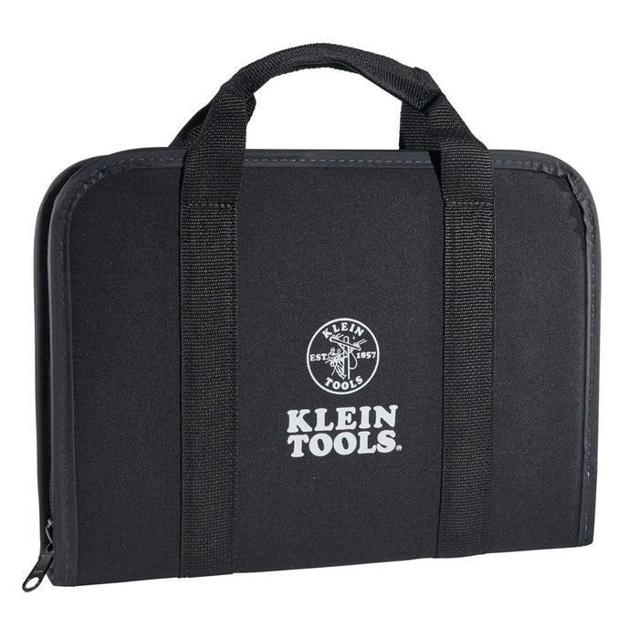 Klein Tools Premium Insulated Tool Kit carrying case