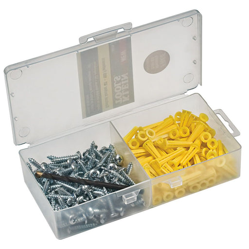 Klein Tools 100-Piece Conical Anchor Kit, 53729
