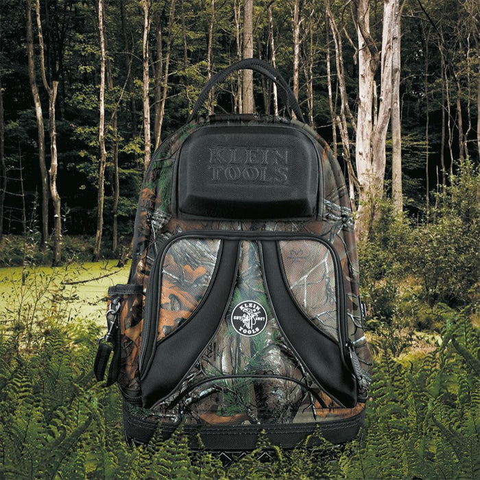 Klein Tools Tradesman Pro Camoflauge Backpack