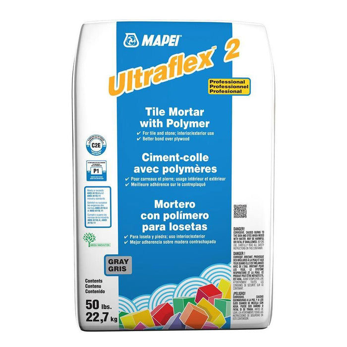 Mapei Ultraflex 2 Tile Mortar with Polymer