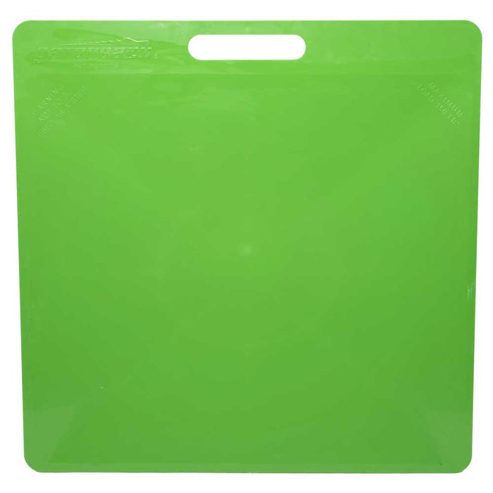 Gatorback® Mortar Mixing Board, top view