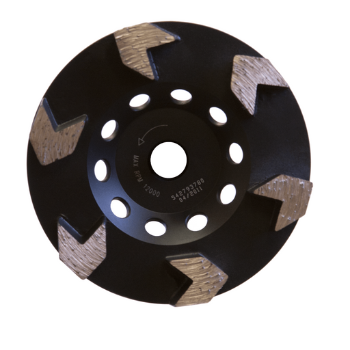 Husqvarna Arrow Series Cup Wheel
