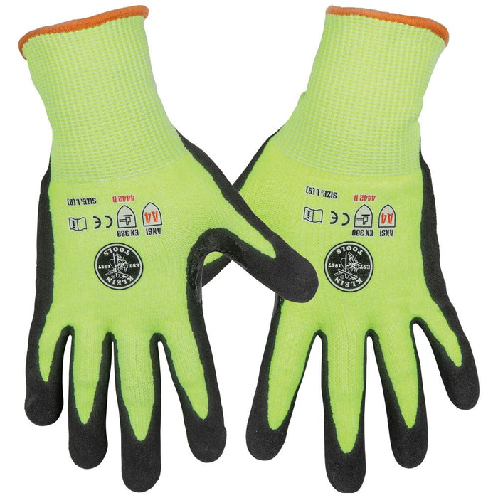 Klein Tools Cut Level 4, Touchscreen Work Gloves