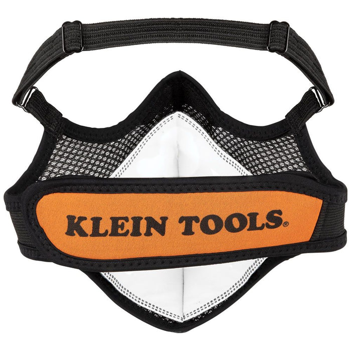 Klein Tools Reusable Face Mask rear view
