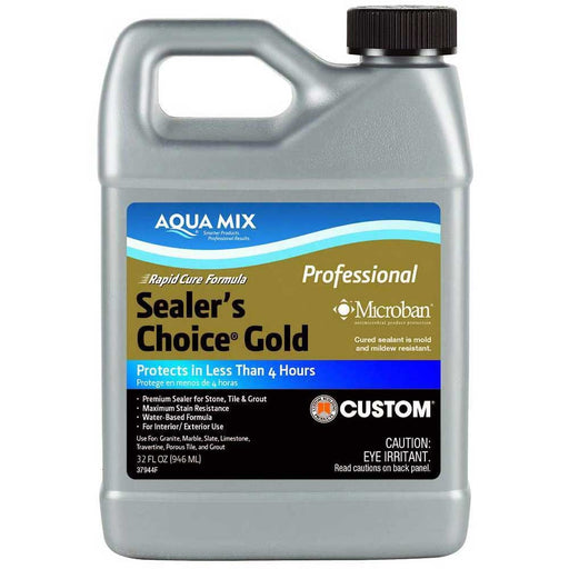 AquaMix Sealer's Choice Gold Sealer 1 quart