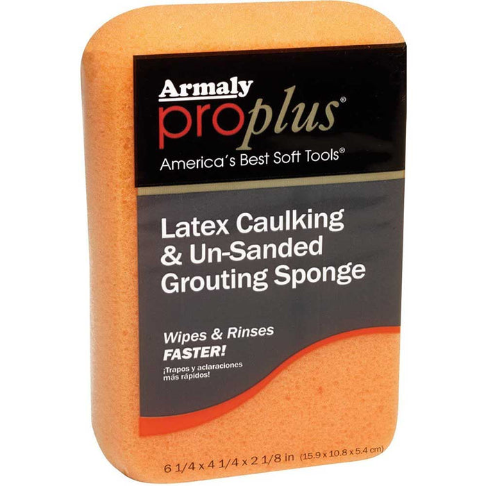 Armaly Pro Plus Latex and Un-Sanded Grouting Sponge