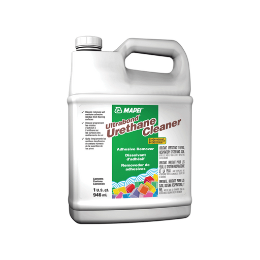 Mapei Ultrabond Urethane Cleaner Professional Adhesive Remover