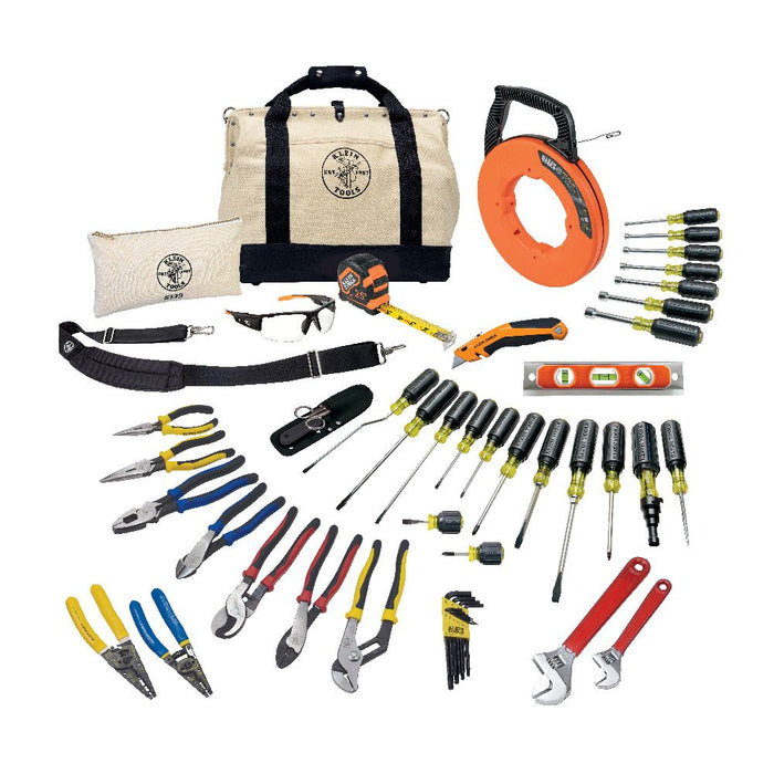Klein Tools 41-Piece Journeyman Tool Kit