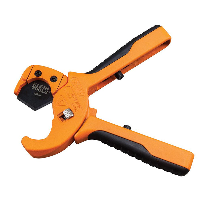 Klein Tools PVC and Multilayer Tubing Cutter