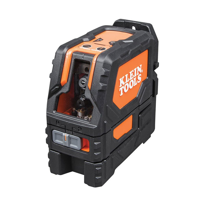 Klein Tools Self-Leveling Cross-Line Laser Level, 93LCL
