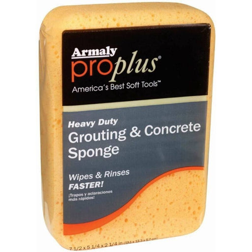 Single Armaly Pro Plus grouting and concrete sponge