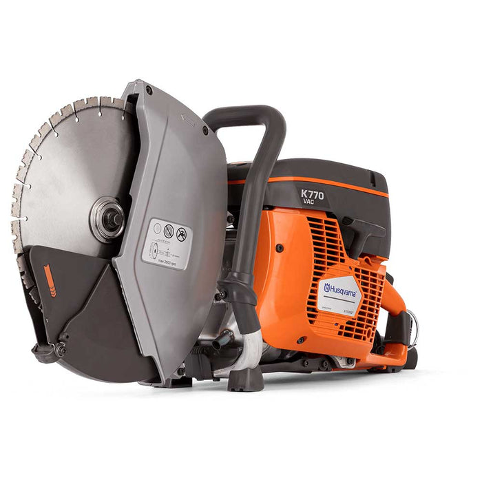 Husqvarna K 770 VAC Gas Power Cutter