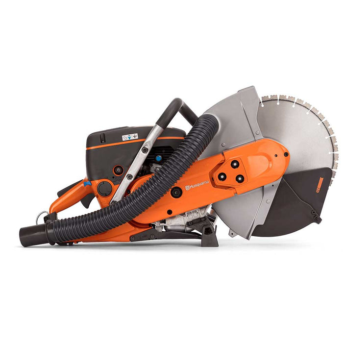 Husqvarna K 770 VAC Gas Power Cutter, side view