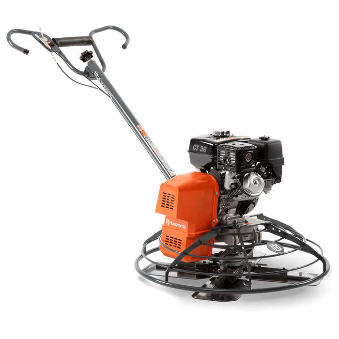 Husqvarna CT 36 Series Walk-Behind Trowels