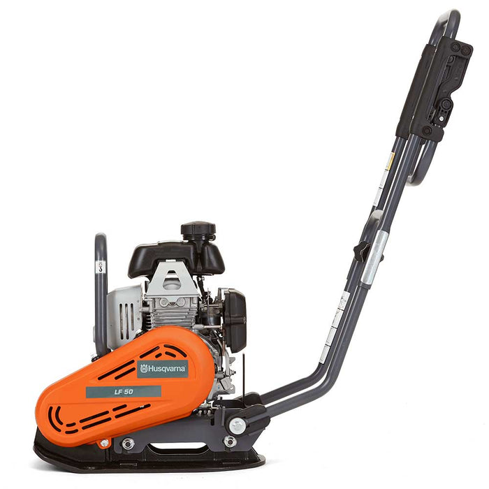 Husqvarna LF 50 L Forward Plate Compactor, side view