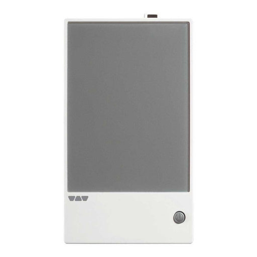 The DHERR1/BW is an optional power module designed to work with DITRA-HEAT Thermostats when the heating load exceeds 15 amps. As many as 16 power modules may be connected in series via low voltage signal wire to a single thermostat.