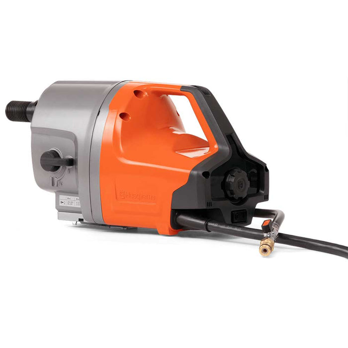 Husqvarna DM 700 PRIME Core Drill Motor, side view