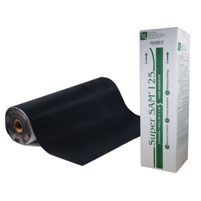 NAC Products Super SAM 125 Sound Control Membrane