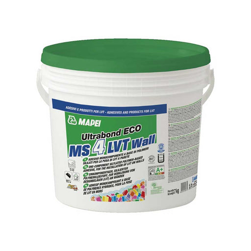 Ultrabond ECO MS 4 LVT Wall Hybrid Polymer Adhesive for Wall Applications