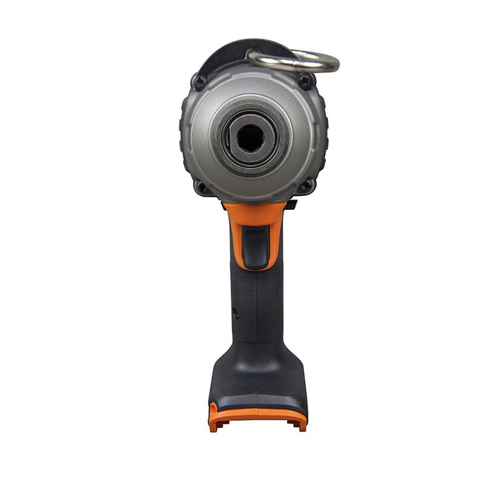 "Klein Tools 7/16"" Impact Wrench, front view"