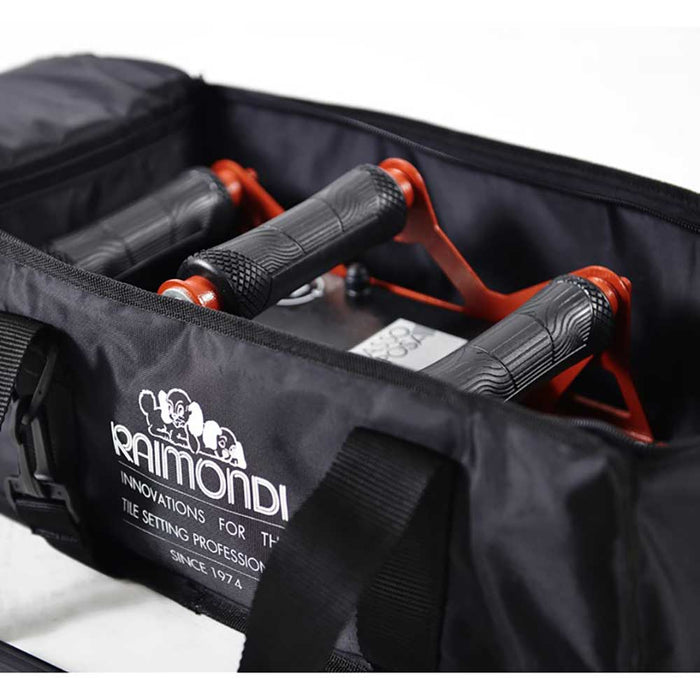 Raimondi VOLPINO (E-FOX) Tile/Slab Vibrator in carrying bag
