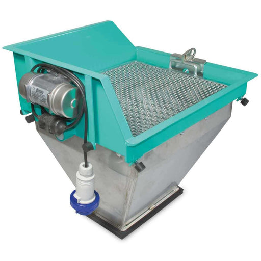 Imer Mighty Small 50 Vibrating Hopper