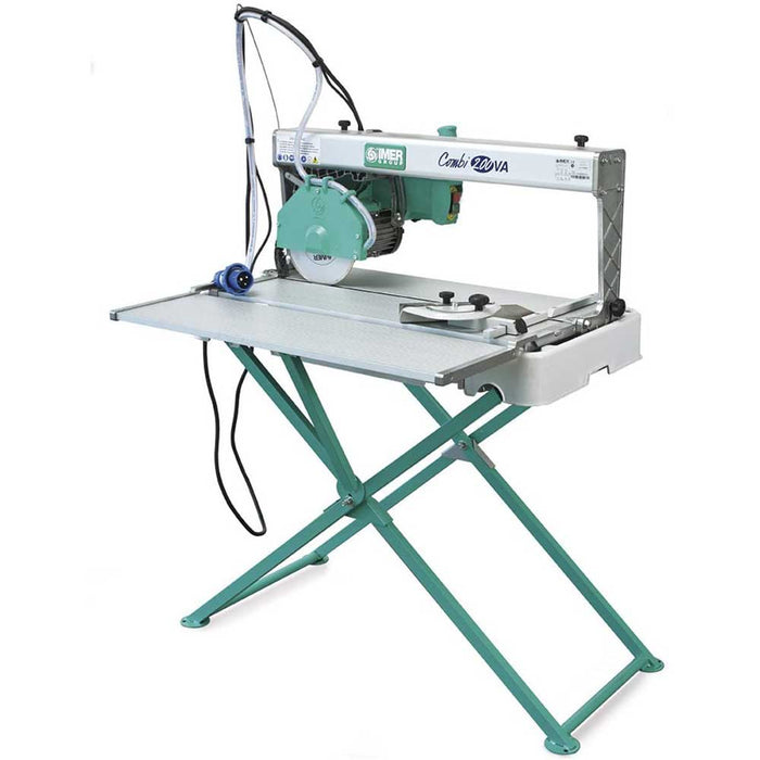 "Imer Combi 200VA 8"" Wet Tile Saw"