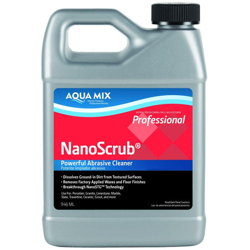AquaMix NanoScrub Powerful Abrasive Cleaner