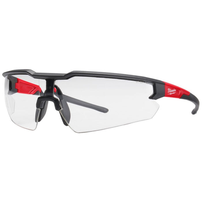 Milwaukee Tool Safety Glasses with Fog-Free Lenses