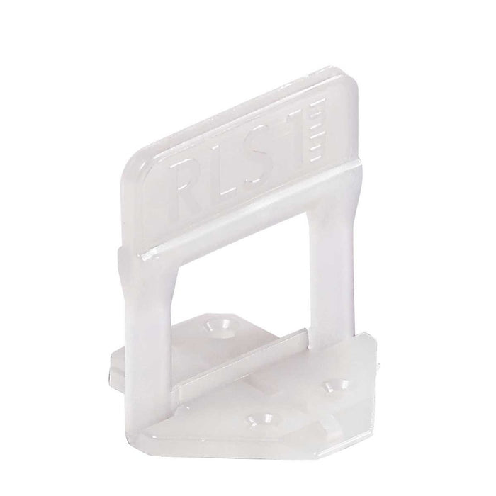 "Raimondi Leveling System 1/32"" Clear Clips for Thin Joints"