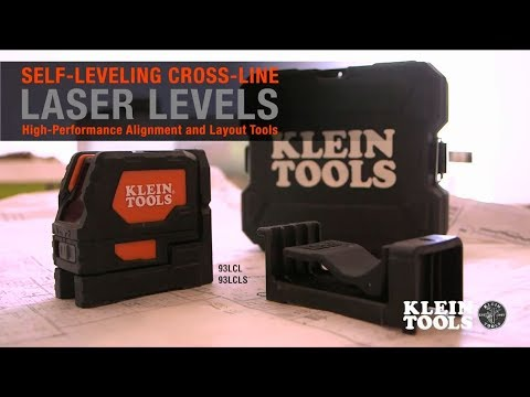 Klein Tools Laser Level, YouTube
