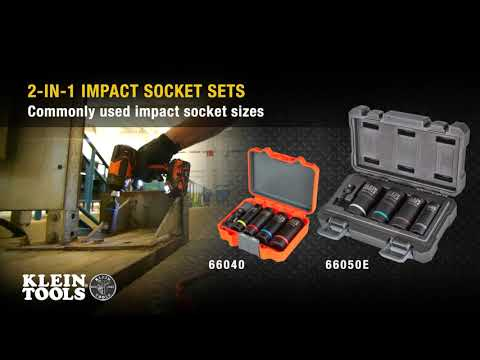 2-in-1 impact socket sets, YouTube